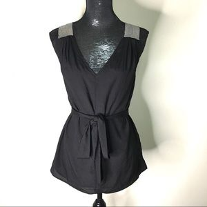 MM Couture by Miss Me Strappy Tank Top